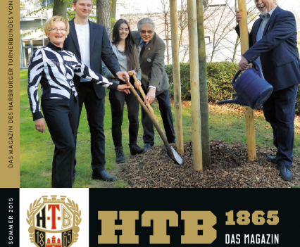 HTB Magazin 02/2105